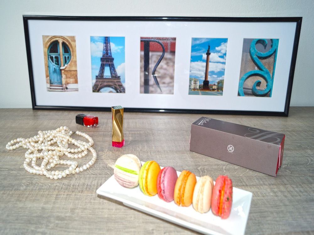 Paris 3 – 5 Letters Word Alphabet Photography Letter Art